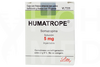 Humatrope 5mg 15iu  by Lilly